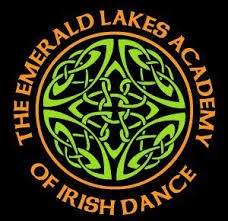 Emerald Lakes Academy of Irish Dance Logo