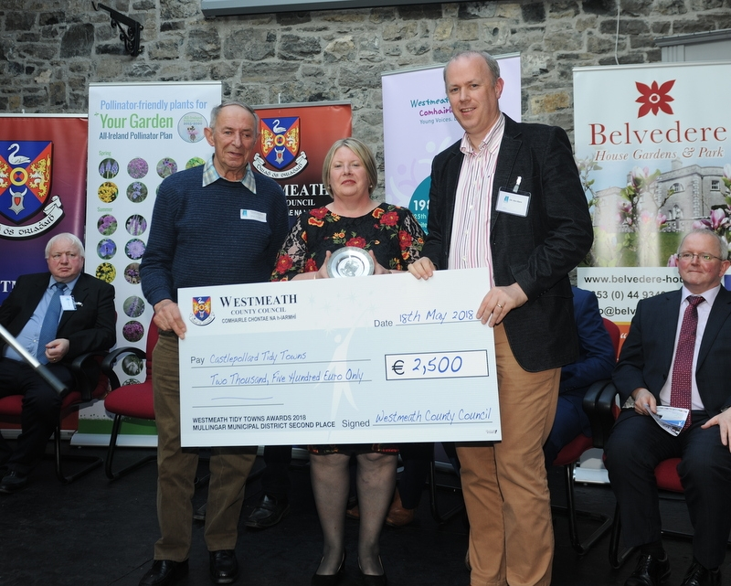 Westmeath Cathaoirleach Awards 2018