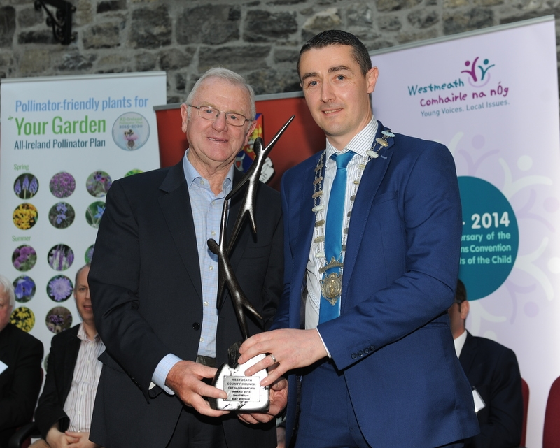 Shay Murtagh Westmeath Person of the Year Award 2018