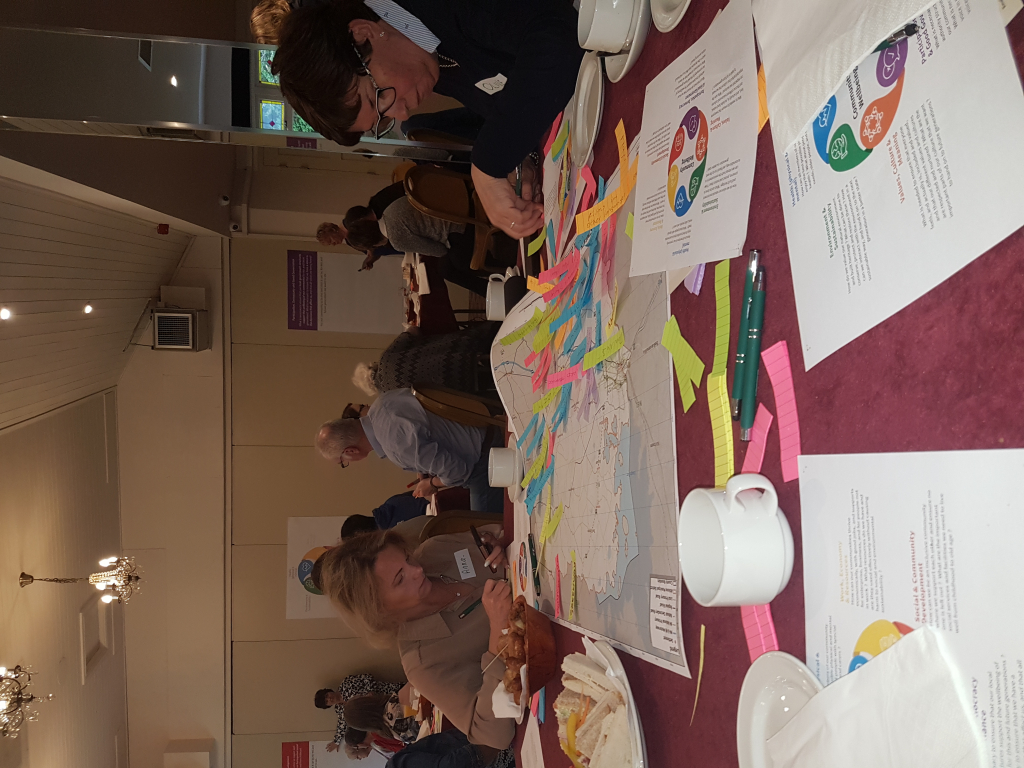 Community Wellbeing Workshop Athlone 2019 2