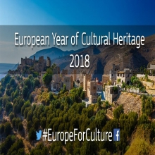 European Year of Cultural Heritage 2018 – Get involved