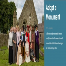 Applications are now open for Adopt a Monument 2019.