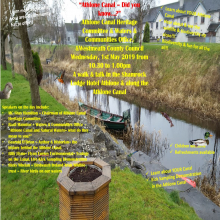 Athlone Canal Awareness Event - Open Invitation