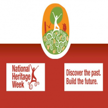 Registration is now open for Heritage Week events see www.heritageweek.ie.
