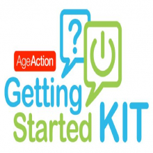 Age Action Getting Started is a national learning Keep In Touch (KIT)