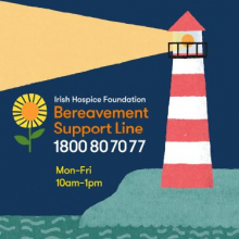 Irish Hospice Foundation Bereavement Information Pack