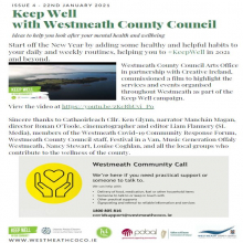 Keep Well with Westmeath County Council newsletter Jan 2021